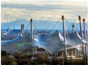 استادیوم با پوشش چادری