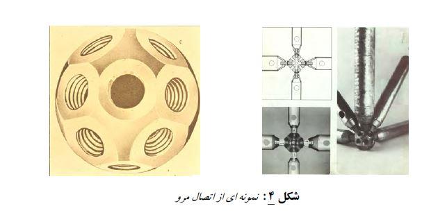 اتصال مرو در سازه های فضایی
